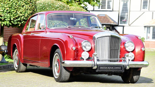 1960 Bentley Continental Flying Spur For Sale (picture 1 of 6)