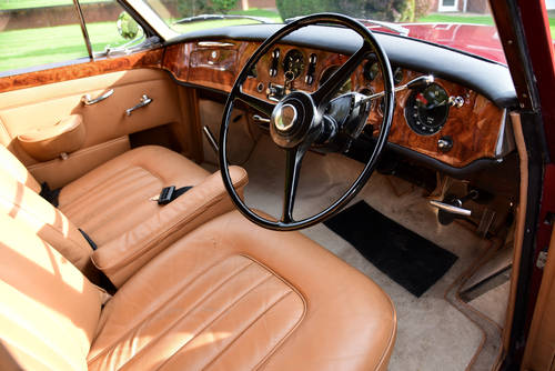 1960 Bentley Continental Flying Spur For Sale (picture 5 of 6)