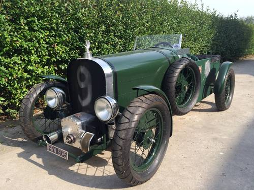 1920  Bentley 4.5 litre style vintage miniracer For Sale (picture 3 of 6)