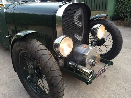 1920  Bentley 4.5 litre style vintage miniracer For Sale (picture 6 of 6)