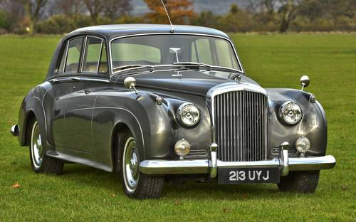 1960 Bentley S2 Saloon SOLD (picture 1 of 6)