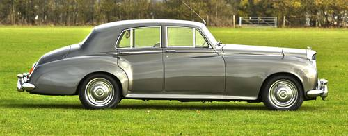 1960 Bentley S2 Saloon SOLD (picture 2 of 6)