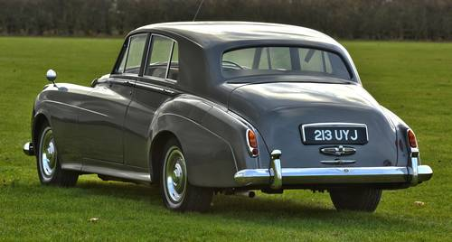 1960 Bentley S2 Saloon SOLD (picture 3 of 6)