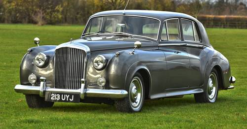 1960 Bentley S2 Saloon SOLD (picture 4 of 6)