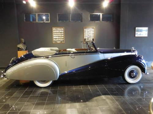 1954 Bentley R Type Drophead Coupe by Park Ward For Sale (picture 1 of 1)