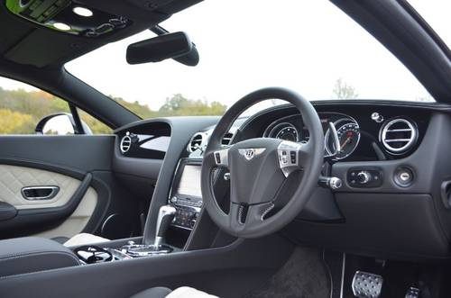 BENTLEY GT V8S 2016/66 For Sale (picture 5 of 6)