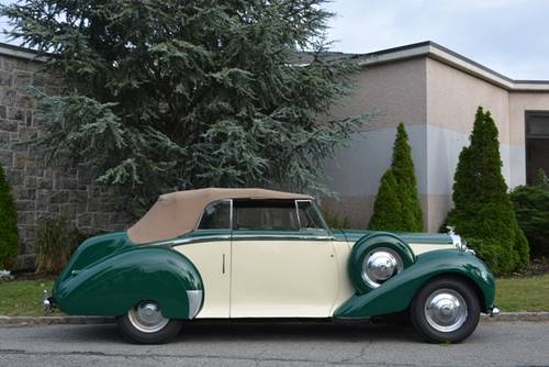 1949 Mark VI Drop Head Coupe  For Sale (picture 3 of 5)