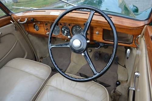 1949 Mark VI Drop Head Coupe  For Sale (picture 4 of 5)