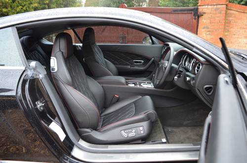 2012 Bentley Continental GT V8 Mulliner For Sale (picture 3 of 6)