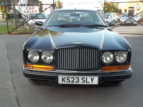 1993 k bentley continental 6.8 4d auto For Sale (picture 2 of 6)