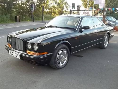 1993 k bentley continental 6.8 4d auto For Sale (picture 3 of 6)