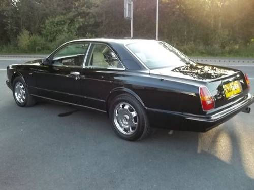 1993 k bentley continental 6.8 4d auto For Sale (picture 4 of 6)