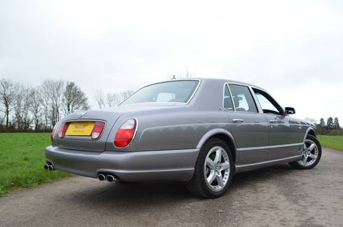 2005 BENTLEY ARNAGE T For Sale (picture 6 of 6)