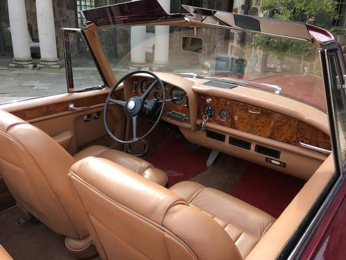 1962 Bentley S2 Continental Park Ward Convertible Left-Hand- For Sale (picture 3 of 4)