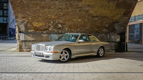 1999 Bentley Continental SC Targa with only 16k miles. For Sale (picture 1 of 6)