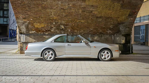 1999 Bentley Continental SC Targa with only 16k miles. For Sale (picture 2 of 6)