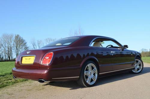 2008 BENTLEY BROOKLANDS COUPE  For Sale (picture 4 of 6)