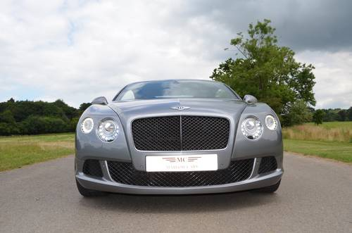 2013 BENTLEY GT SPEED COUPE 2014 MODEL For Sale (picture 5 of 6)