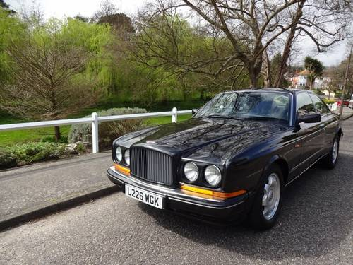 1994 BENTLEY CONTINENTAL R For Sale (picture 1 of 6)