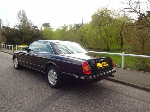 1994 BENTLEY CONTINENTAL R For Sale (picture 3 of 6)