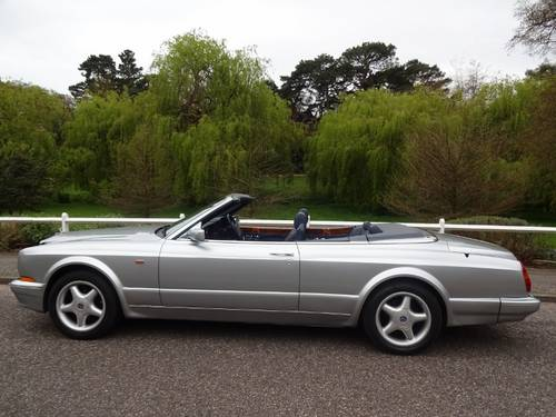 1997 BENTLEY AZURE JACK BARCLAY SPECIAL Mulliner Park Ward For Sale (picture 2 of 6)