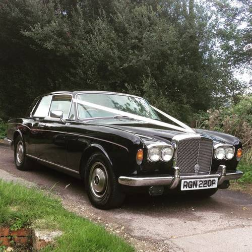 1976 Rolls-Royce / Bentley Corniche Series 1A SOLD (picture 1 of 6)