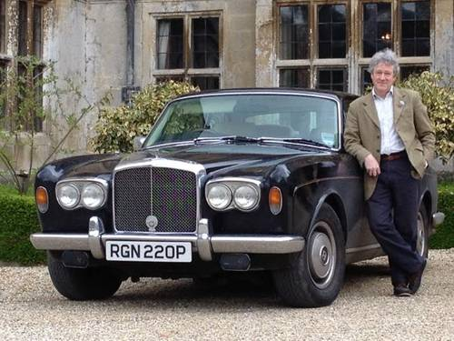 1976 Rolls-Royce / Bentley Corniche Series 1A SOLD (picture 3 of 6)