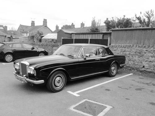 1976 Rolls-Royce / Bentley Corniche Series 1A SOLD (picture 6 of 6)