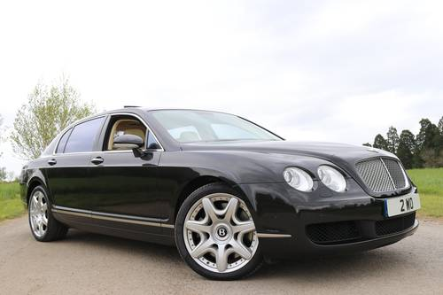 2007 BENTLEY CONTINENTAL FLYING SPUR MULLINER For Sale (picture 1 of 6)