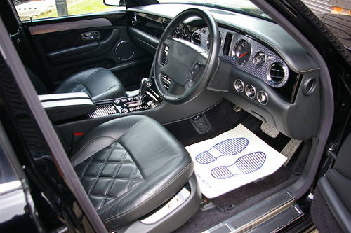 2005 Bentley Arnage 6.8 T Saloon Automatic (48,352 miles) SOLD (picture 4 of 6)