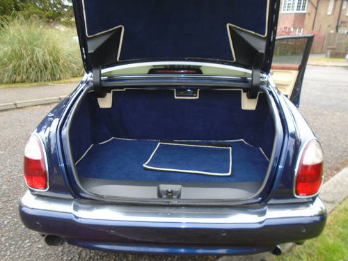 Bentley Arnage Red Label 2000 X Reg   66800 Miles Top Spec SOLD (picture 6 of 6)