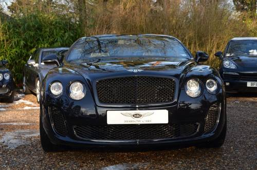 2012 BENTLEY SUPERSPORTS COUPE For Sale (picture 1 of 6)