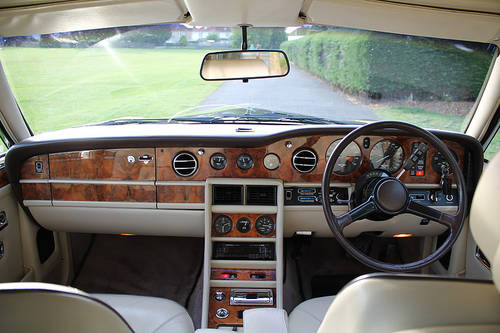 1990 Wonderful Bentley Mulsanne 'S' With Comprehensive History  For Sale (picture 4 of 6)