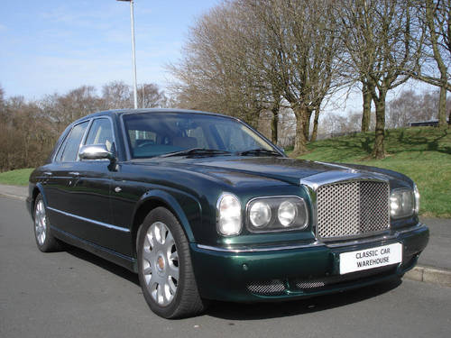 2004 Mulliner R, 36k, full history, just serviced, stunning For Sale (picture 1 of 6)