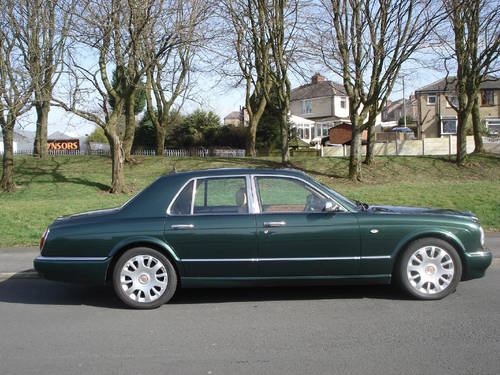 2004 Mulliner R, 36k, full history, just serviced, stunning For Sale (picture 2 of 6)