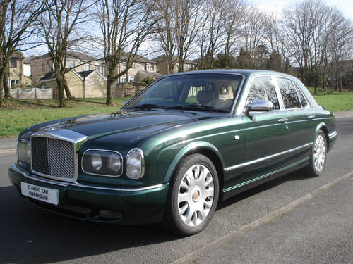 2004 Mulliner R, 36k, full history, just serviced, stunning For Sale (picture 3 of 6)