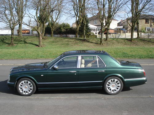 2004 Mulliner R, 36k, full history, just serviced, stunning For Sale (picture 4 of 6)