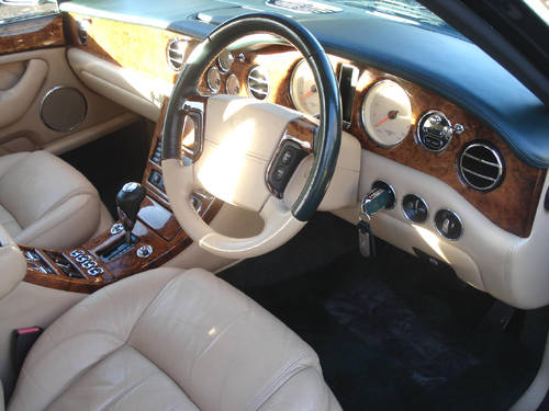 2004 Mulliner R, 36k, full history, just serviced, stunning For Sale (picture 5 of 6)
