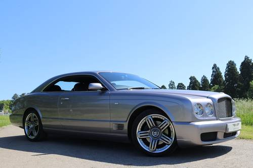 2008 BENTLEY BROOKLANDS COUPE  For Sale (picture 1 of 6)