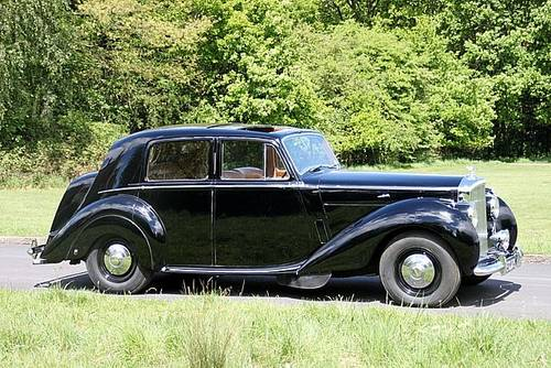 1952 Bentley 4.6 Mk 6 (Only 62,000 Miles) For Sale (picture 3 of 6)