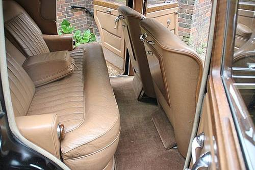 1952 Bentley 4.6 Mk 6 (Only 62,000 Miles) For Sale (picture 4 of 6)