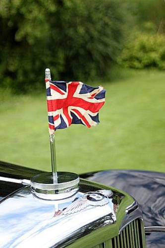 1952 Bentley 4.6 Mk 6 (Only 62,000 Miles) For Sale (picture 5 of 6)