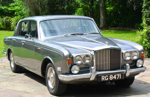 1971 BENTLEY T1 SALOON SOLD (picture 1 of 6)