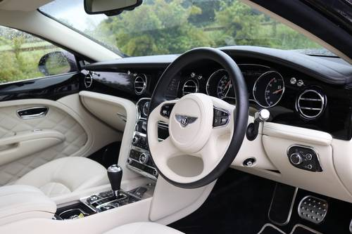 2014 BENTLEY MULSANNE MULLINER For Sale (picture 2 of 6)