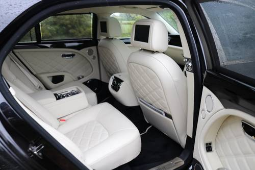 2014 BENTLEY MULSANNE MULLINER For Sale (picture 5 of 6)