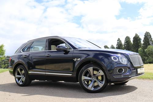2016 BENTLEY BENTAYGA W12 For Sale (picture 1 of 6)