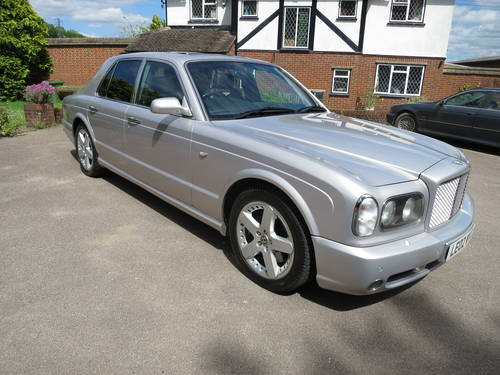 2002 Bentley Arnage T  SOLD (picture 1 of 6)