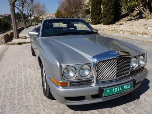 1998 Bentley Azure Jack Barclay For Sale (picture 1 of 6)