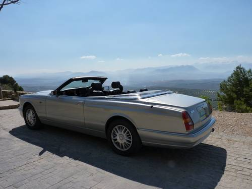 1998 Bentley Azure Jack Barclay For Sale (picture 2 of 6)