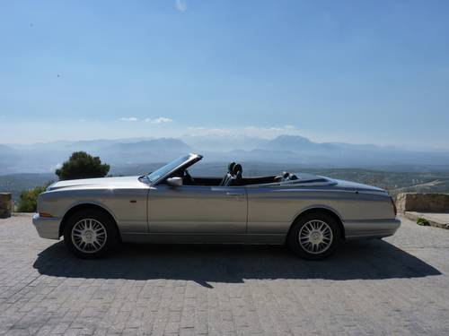 1998 Bentley Azure Jack Barclay For Sale (picture 3 of 6)